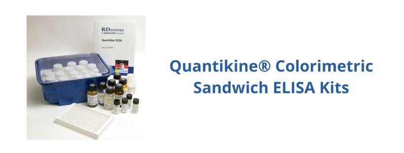 Quantikine® Colorimetric Sandwich ELISA Kit