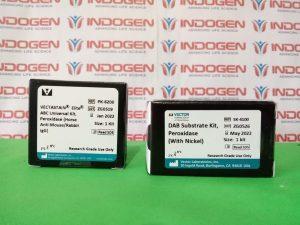Gambar 2. Dijual VECTASTAIN® Elite ABC-HRP Kit (Peroxidase, Universal) dan DAB Substrate Kit dari VectorLab