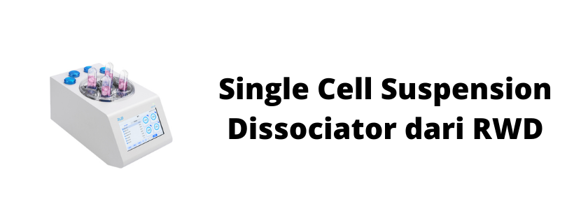 Single Cell Suspension Dissociator dari RWD