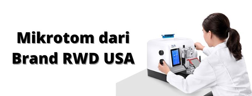 Mikrotom dari Brand RWD USA